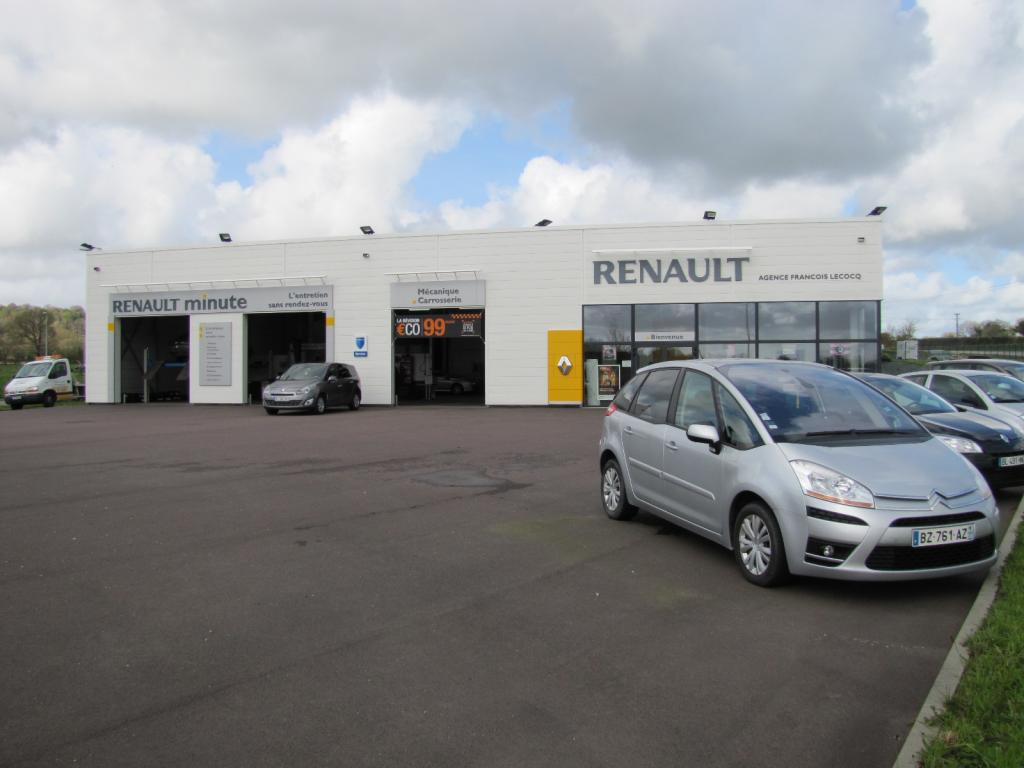 Agent renault sottevast garage lecocq occasion toutes for Garage renault bergerac occasions